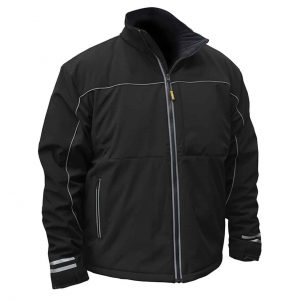 Heated Lightweight Soft Shell Jacket 12