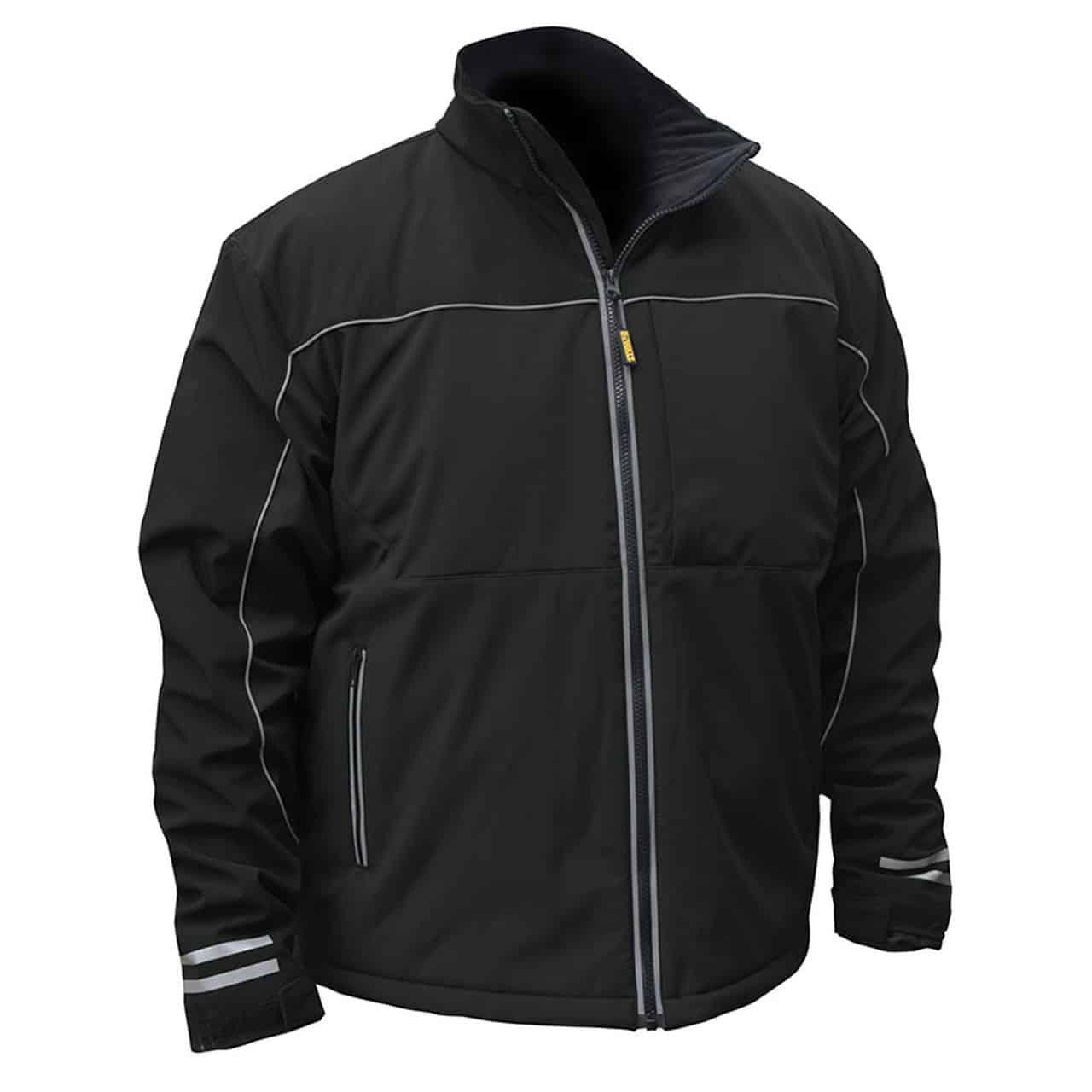 Heated Lightweight Soft Shell Jacket 5
