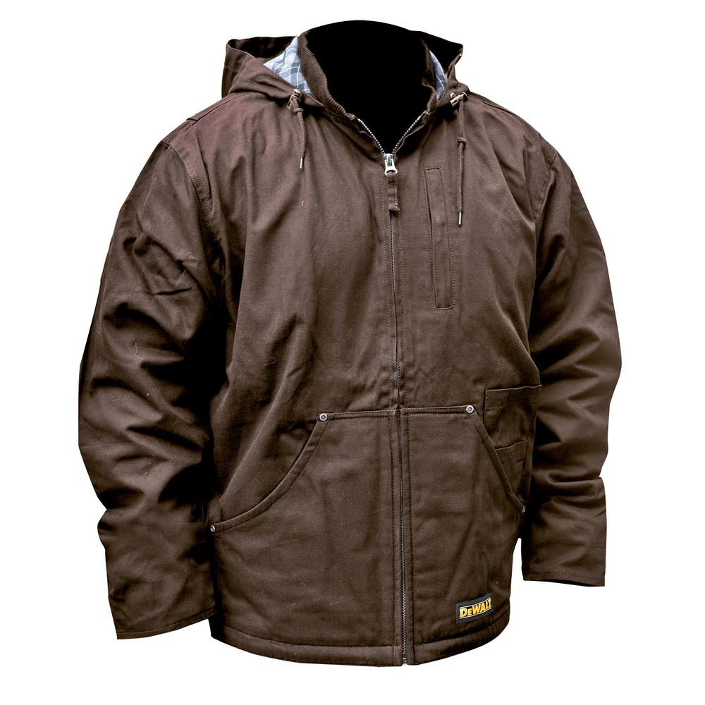 Dewalt Heated Heavy Duty Work Coat
