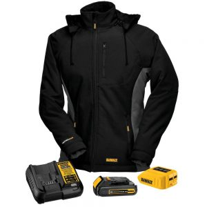 MAX Women's Heated Jacket Kit 7