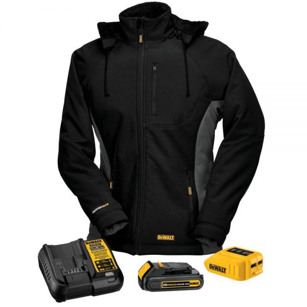 MAX Women's Heated Jacket Kit 5