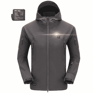 Heated Jacket Outdoor Soft Shell 9