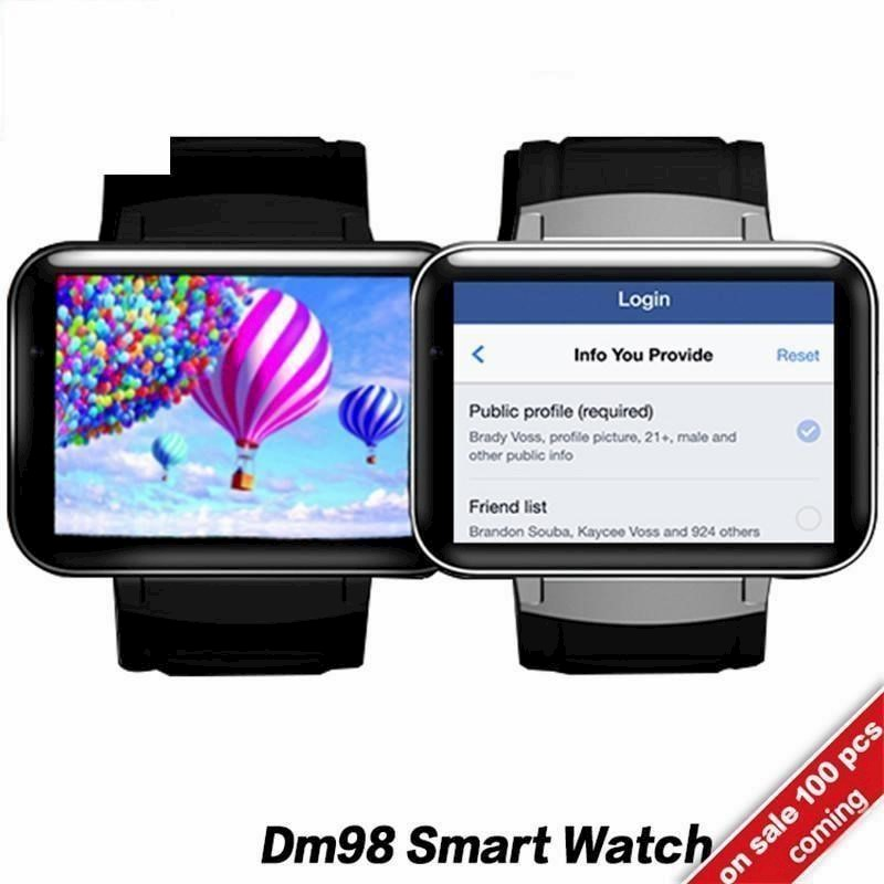 DM98 Smart Watch for Android OS | Buy Smart Watches ...
