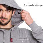 Earbox - The Hoodie with Speakers 4