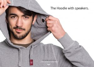 Earbox - The Hoodie with Speakers 7