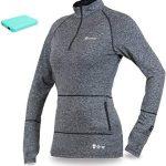Women's Heated Shirt Thermal Underwear 2
