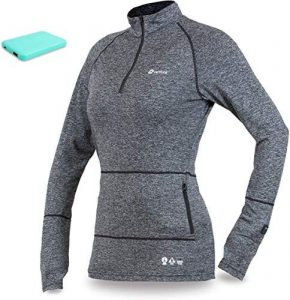 Women's Heated Shirt Thermal Underwear 7