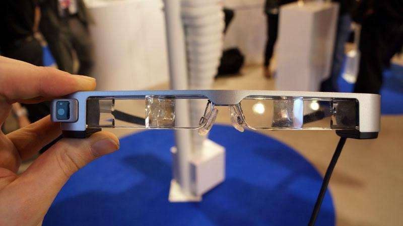 Epson Moverio BT-300 AR glasses hands-on review - Tech Advisor
