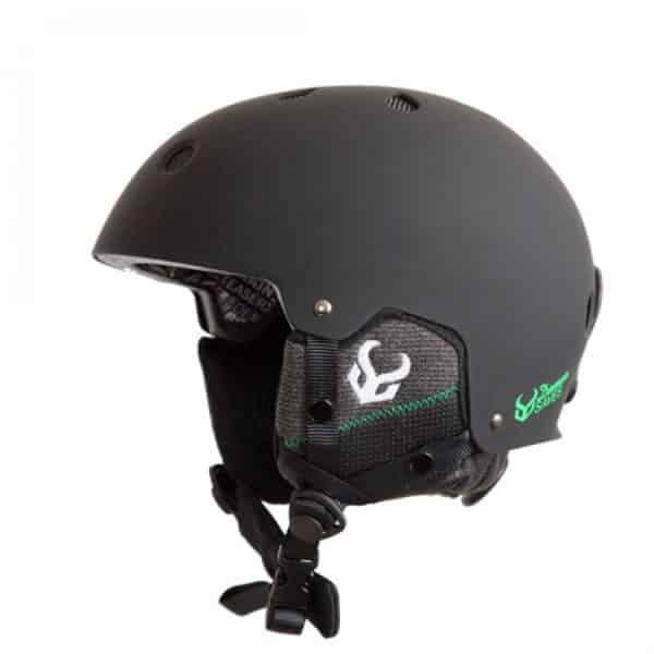 Demon Phantom & Faktor Helmet w/ Brainteaser Audio 3
