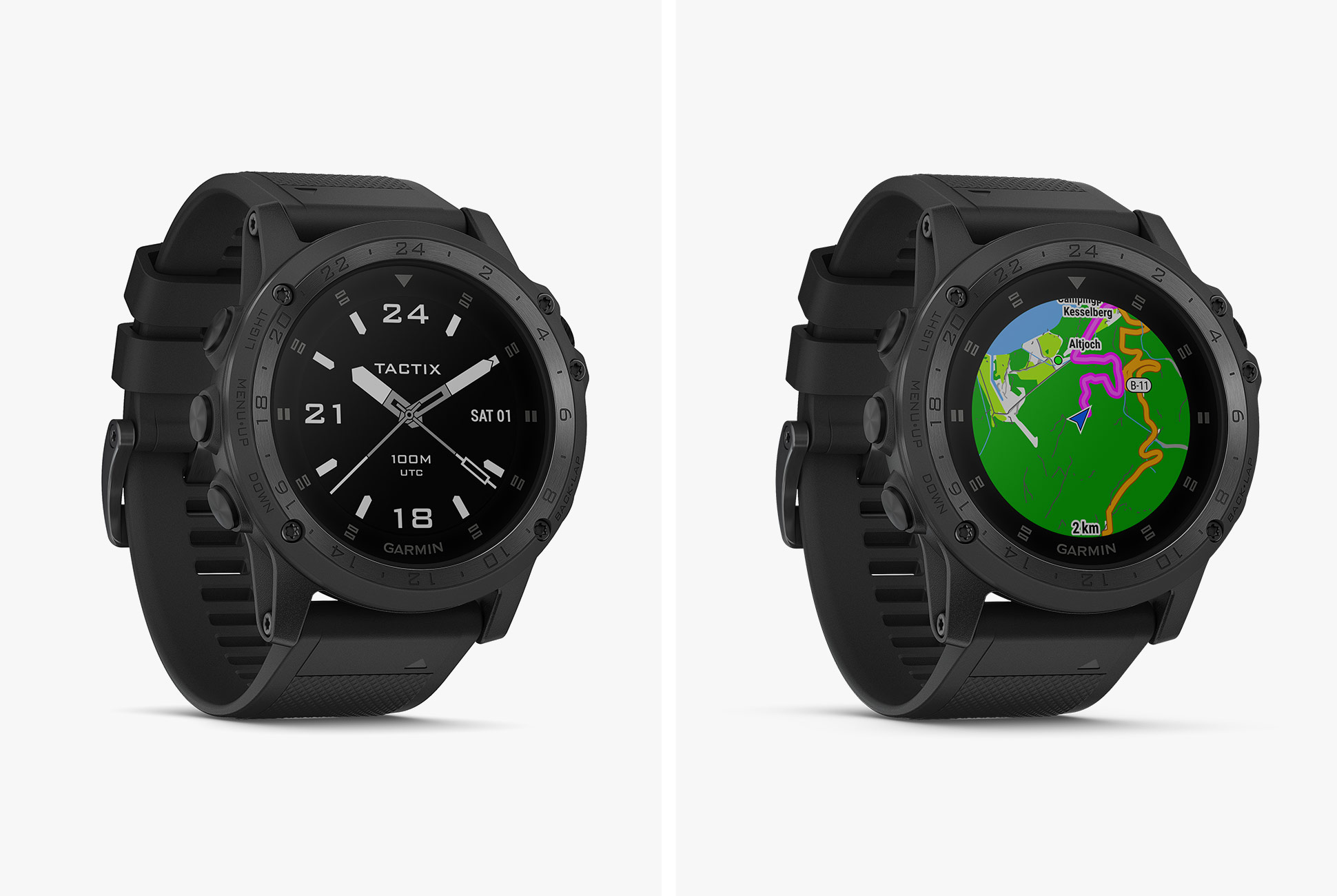 Garmin Launches Durable and Tough Tactix Charlie • Gear Patrol