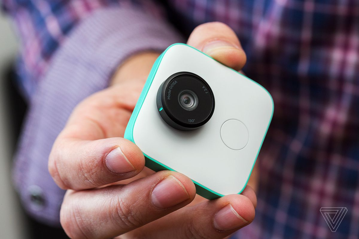 Google's Clips camera is powered by a tailor-made AI chip ...