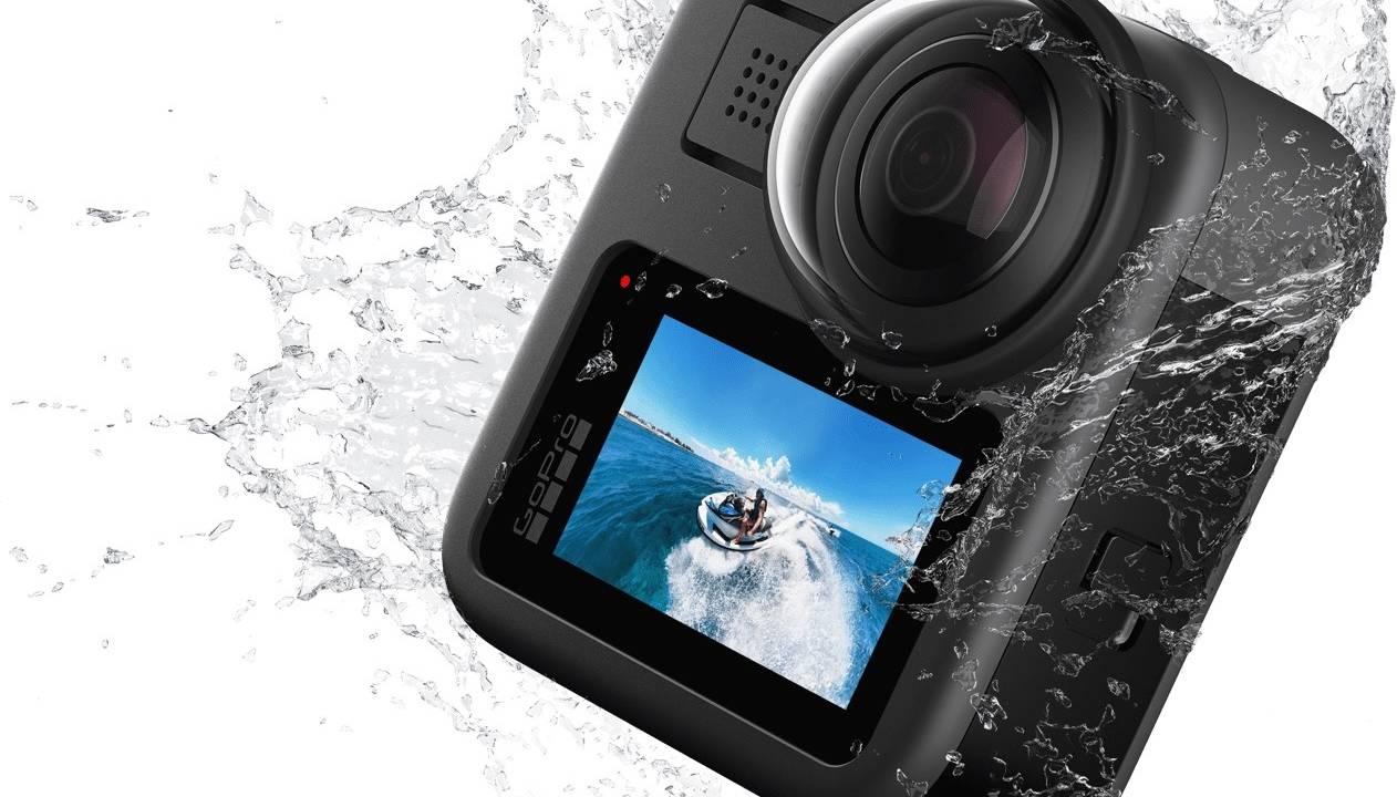 GoPro MAX 360 Waterprof Traditional Camera 5