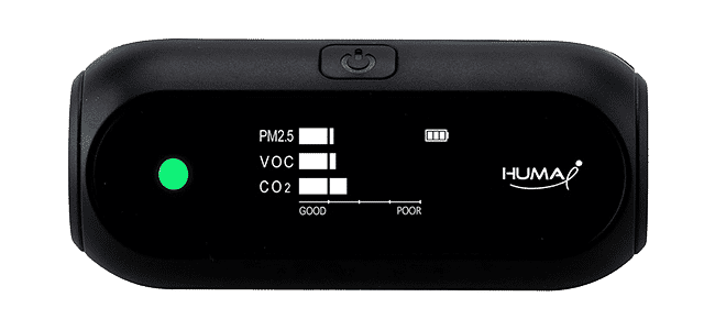 Huma-I Portable Air Quality Monitor 9