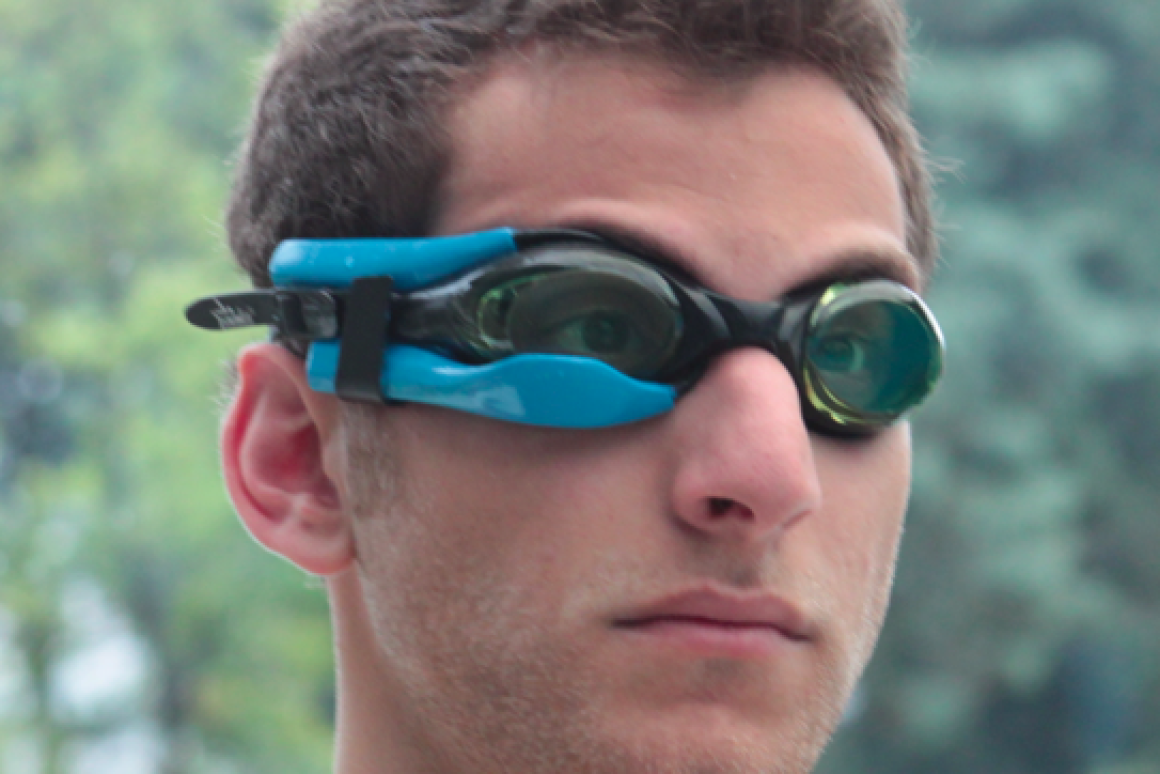 Instabeat Swimming Goggles