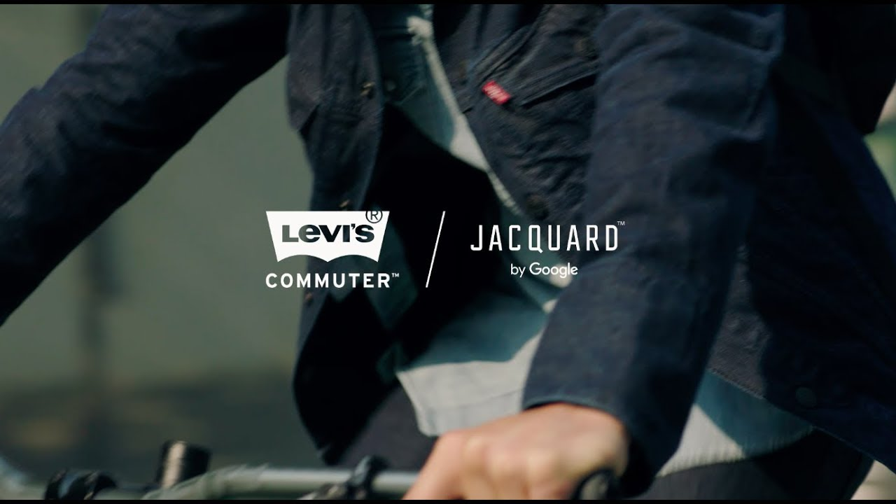 Introducing Levi's® Commuter Trucker Jacket with Jacquard ...