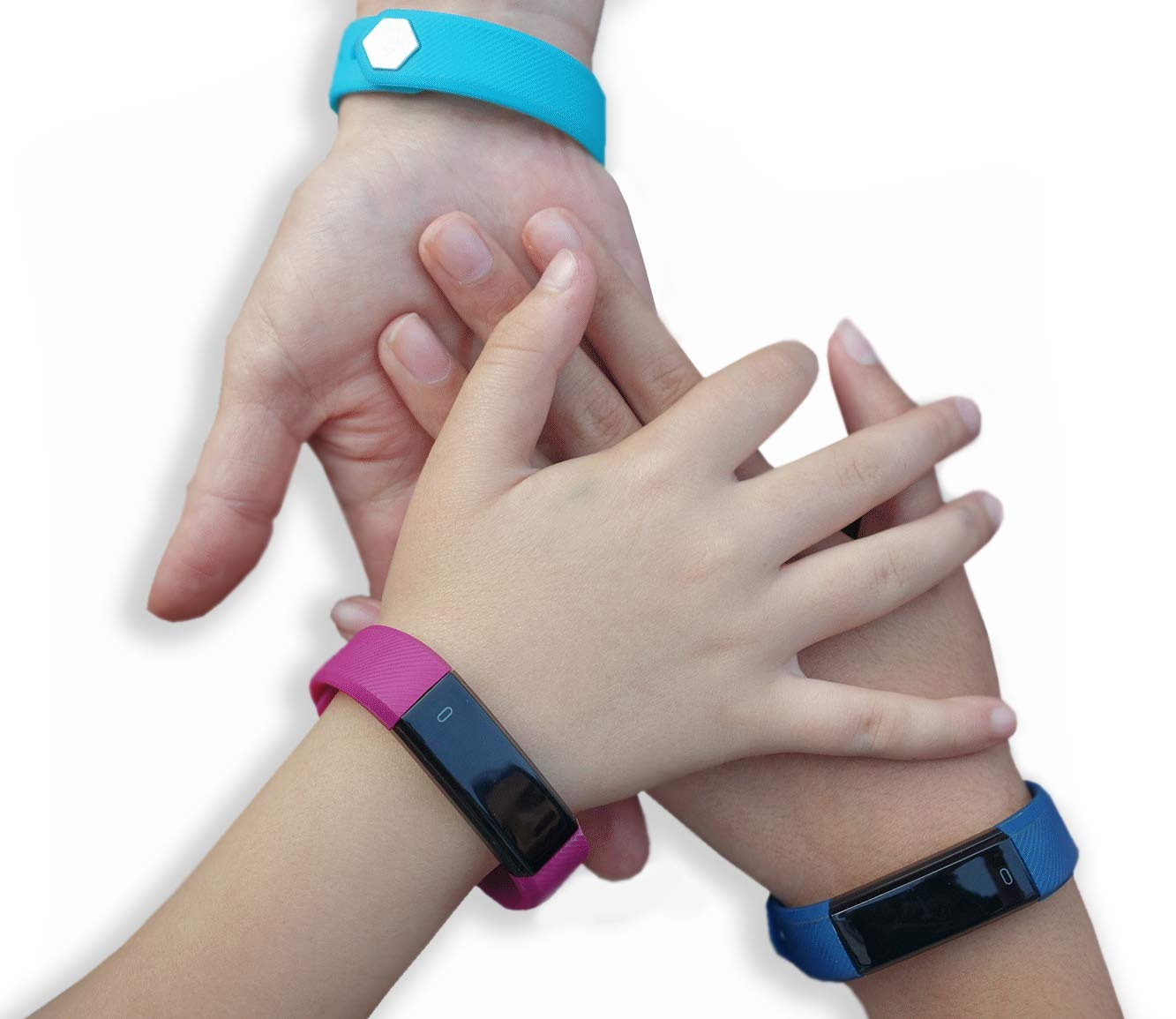 Kids Fitness Tracker 12