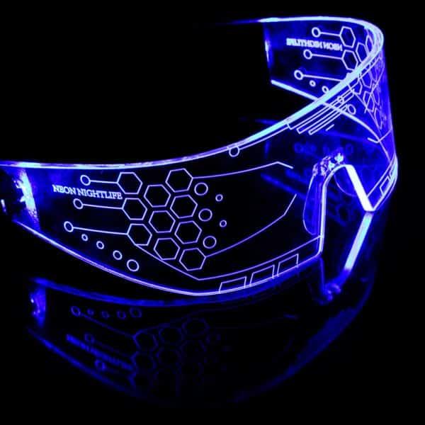 LED Light Up Glasses 3