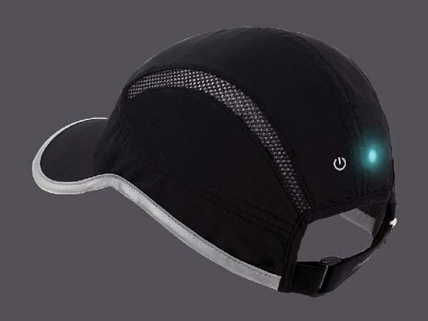Lifebeam Smart Hat to Track Your Heart Rate Cadence And ...