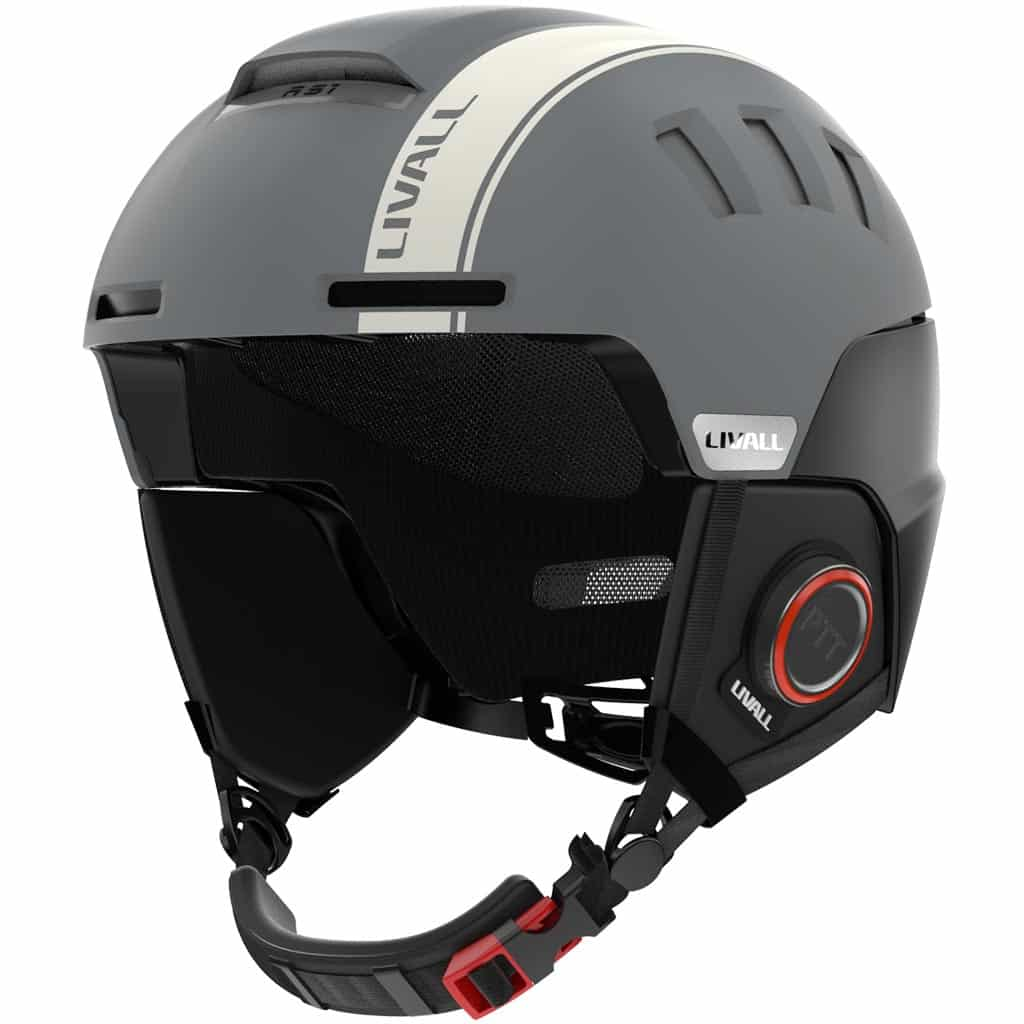 Bluetooth Smart Ski Helmet RS1 Audio 17