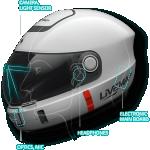 Smart AR Motorcycle Helmet 7