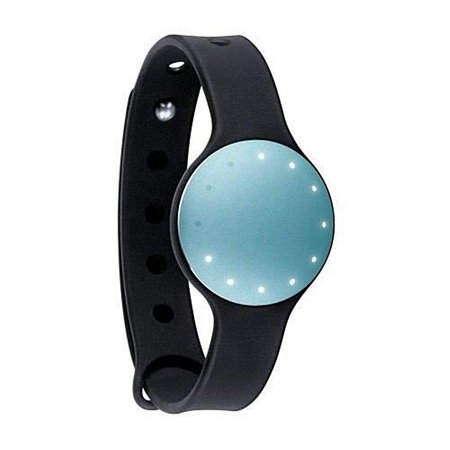 Misfit Shine Wireless Activity and Fitness Tracker with Sleep Monitor Wristband, Topaz (Non-Retail Packaging)