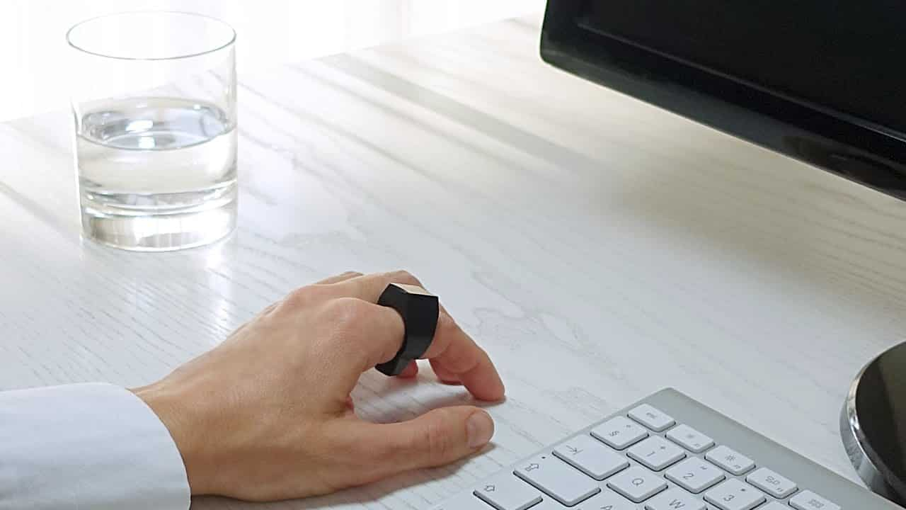 Wearable Ring Mouse 34