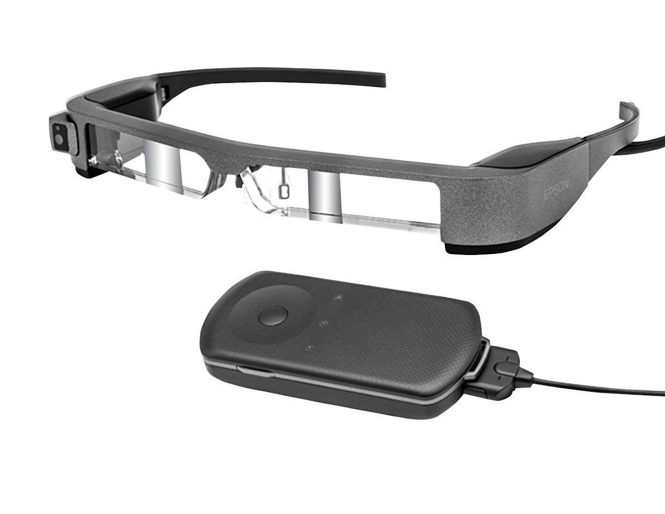 Moverio BT-300 Smart AR Glasses » Gadget Flow