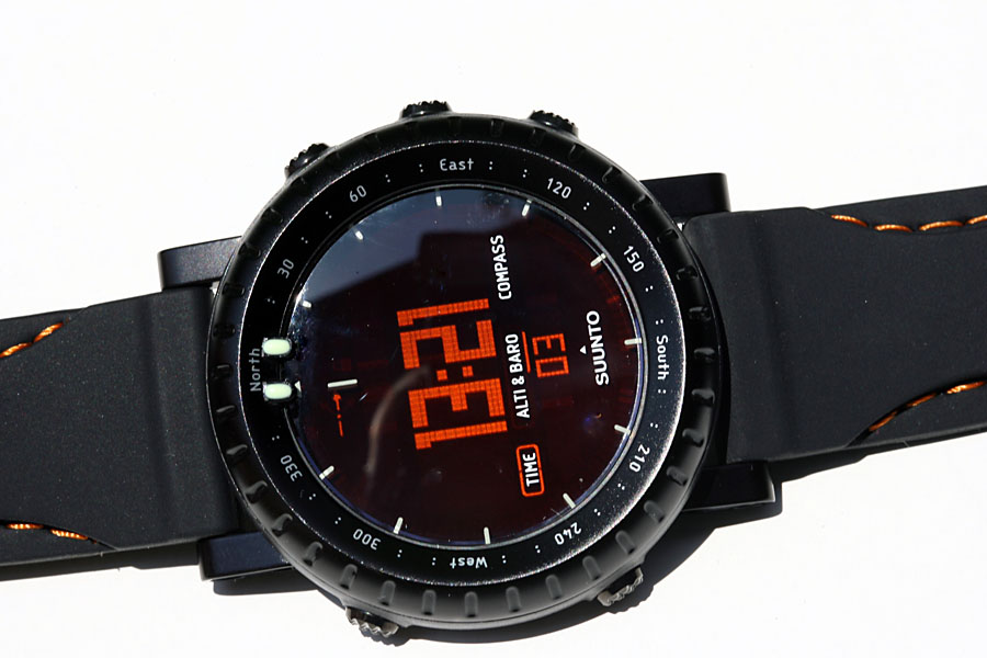 My first Suunto, Core B/O military!