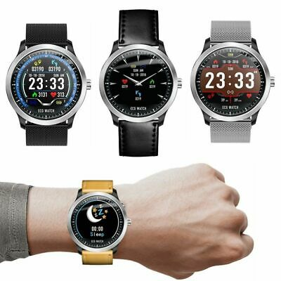 N58 ECG Smart Watch Heart Rate Blood Pressure Sleep ...