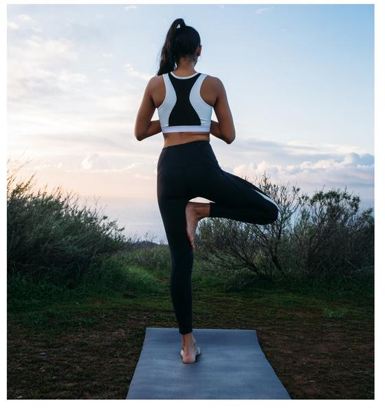 NADI X Smart Yoga Pants - Biometric Yoga Pants | Wearable X