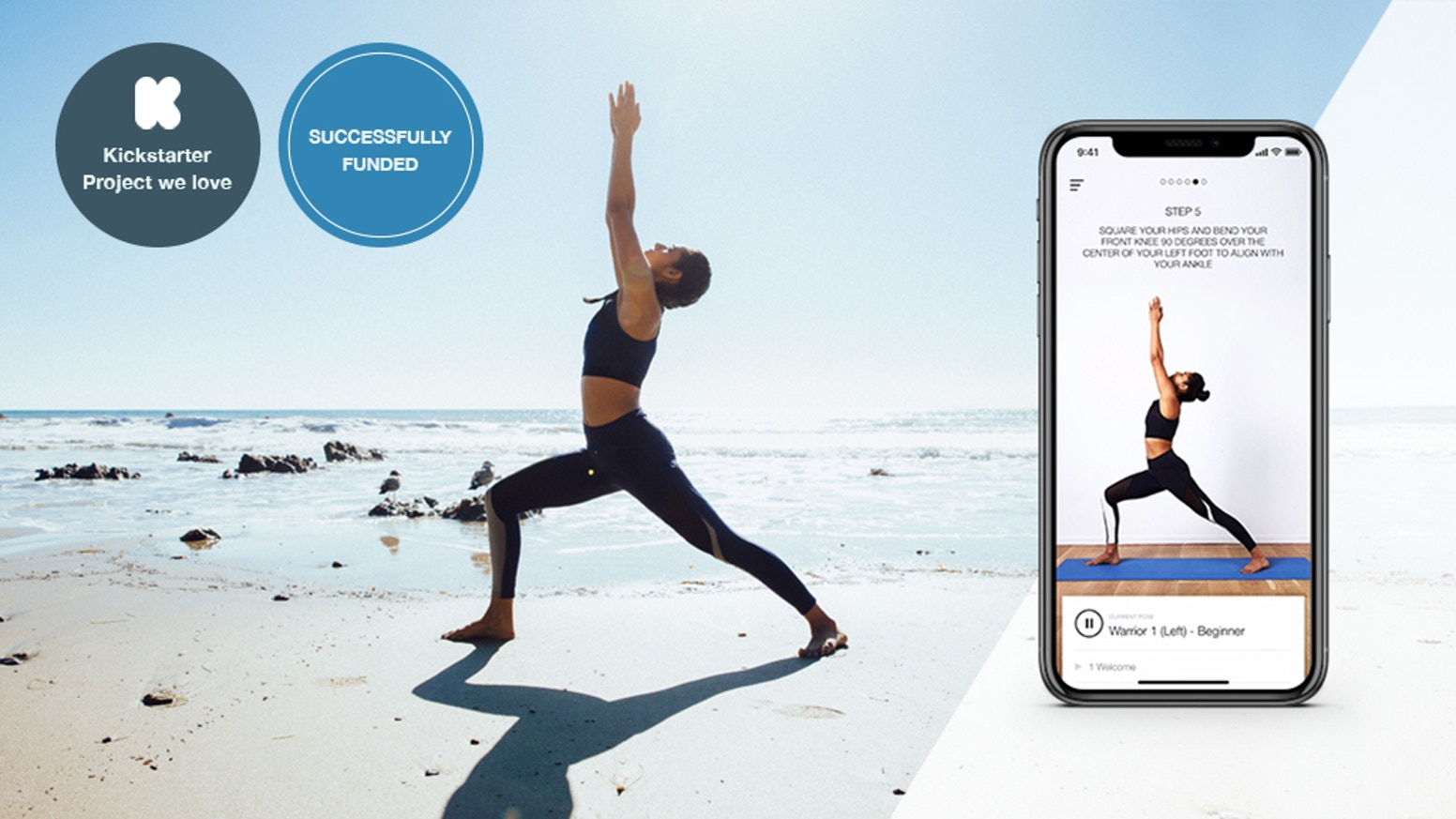 Nadi-X Smart Yoga Pants