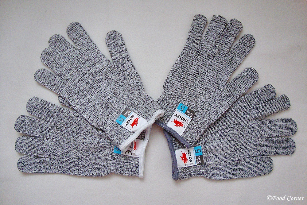 No Crying in the Kitchen with NoCry Cut Resistant Gloves ...