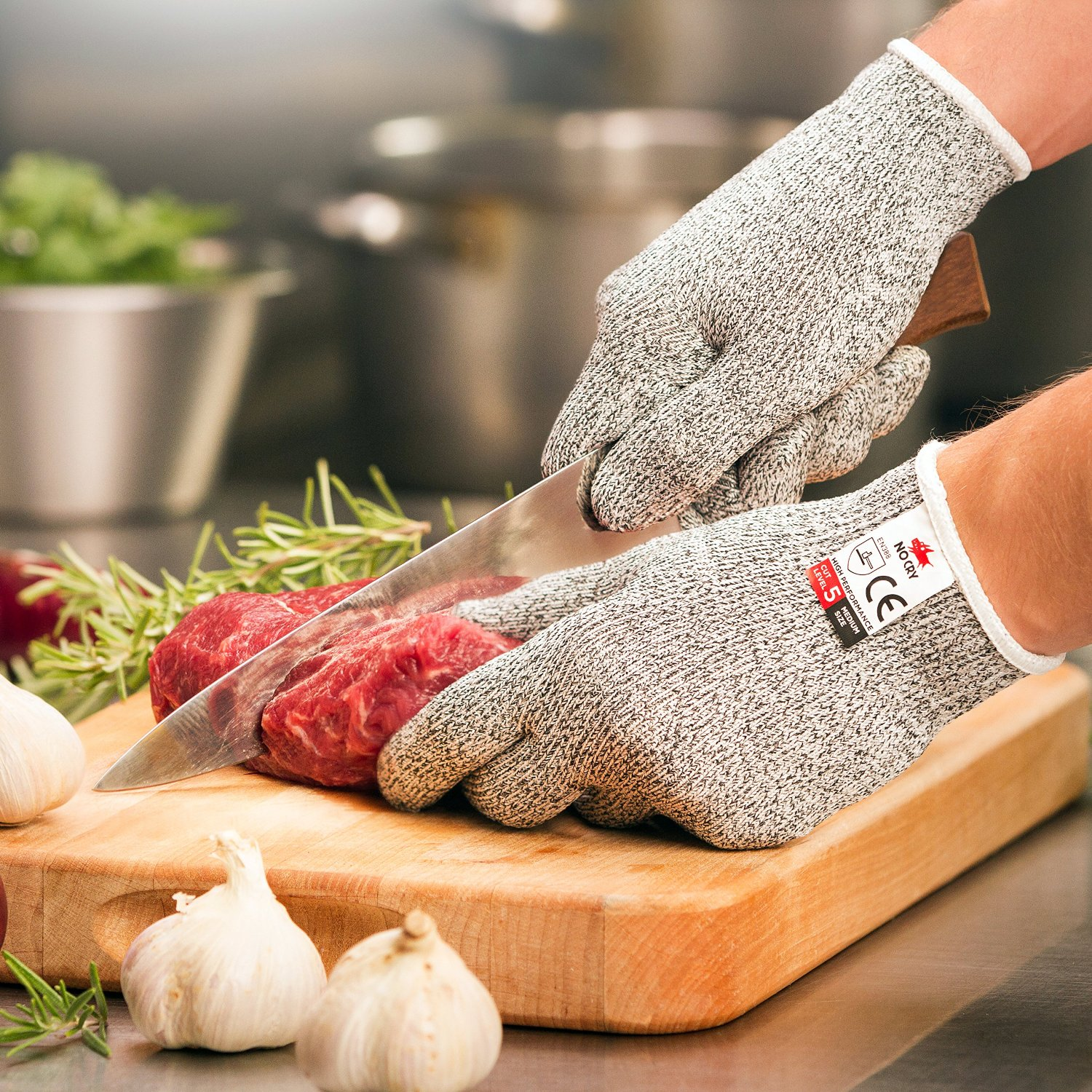 NoCry Cut Resistant Gloves - fishingnew