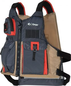 ONYX Kayak Fishing Life Jacket 8