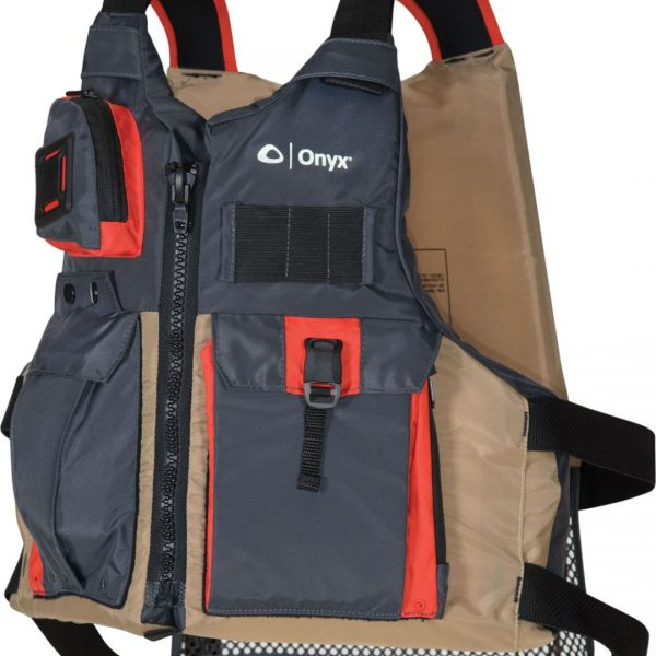 ONYX Kayak Fishing Life Jacket 3