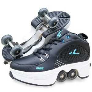Deformable Sports Roller Skates 5