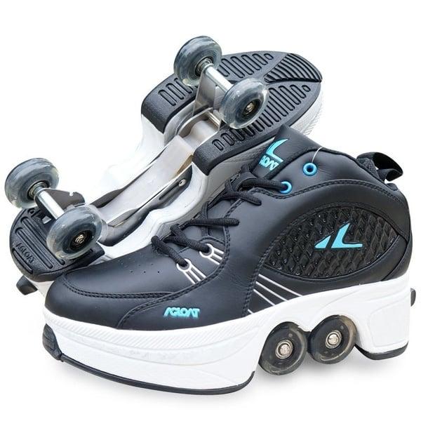 Deformable Sports Roller Skates 4