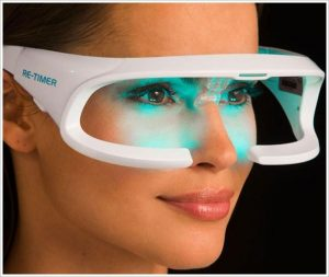 Re-Timer Light Therapy Glasses 10