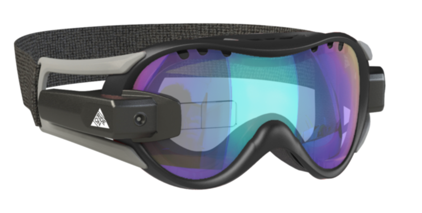 RideOn Introduces First True Augmented Reality Ski Goggles ...