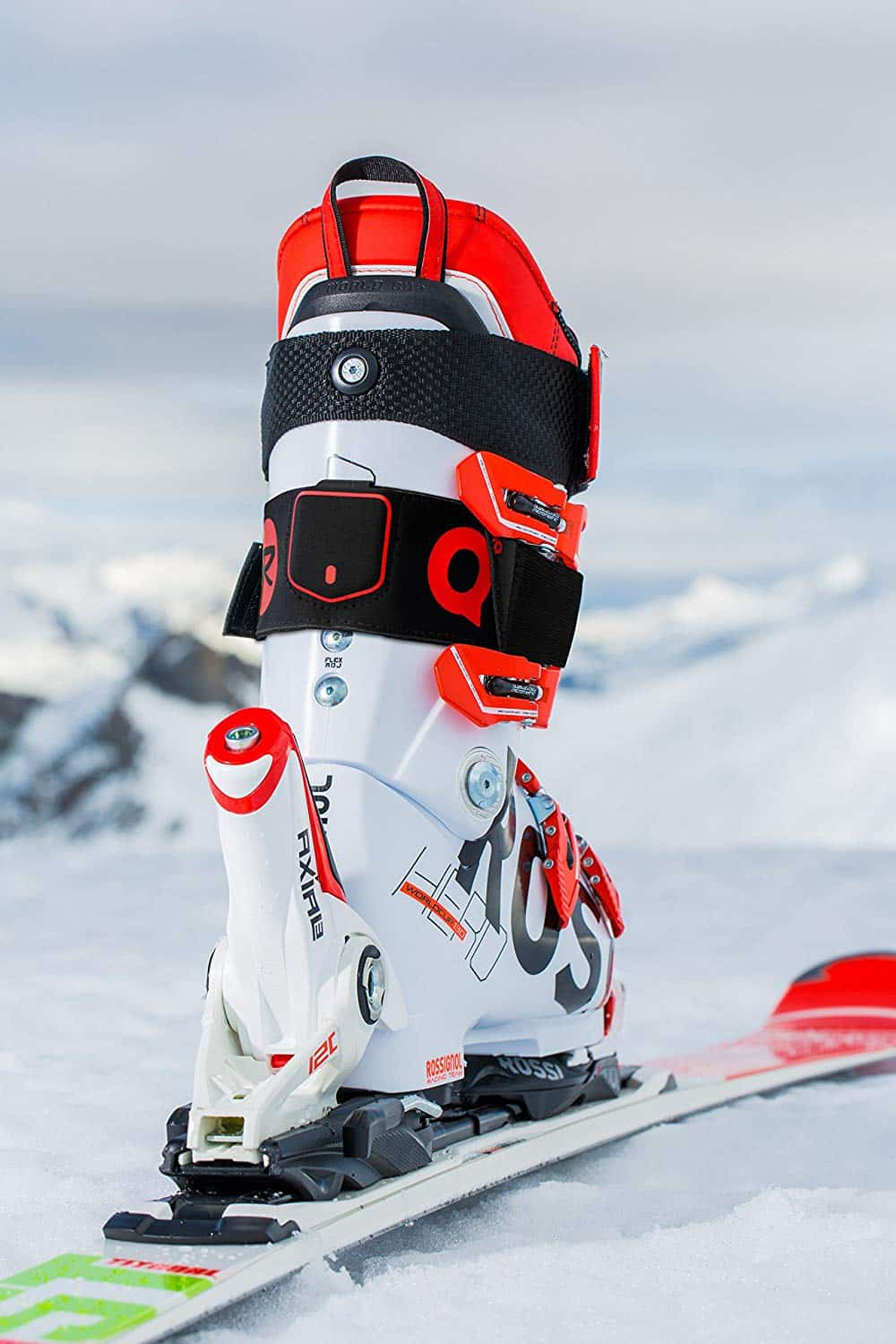 PIQ Wearable Ski Tracker 9