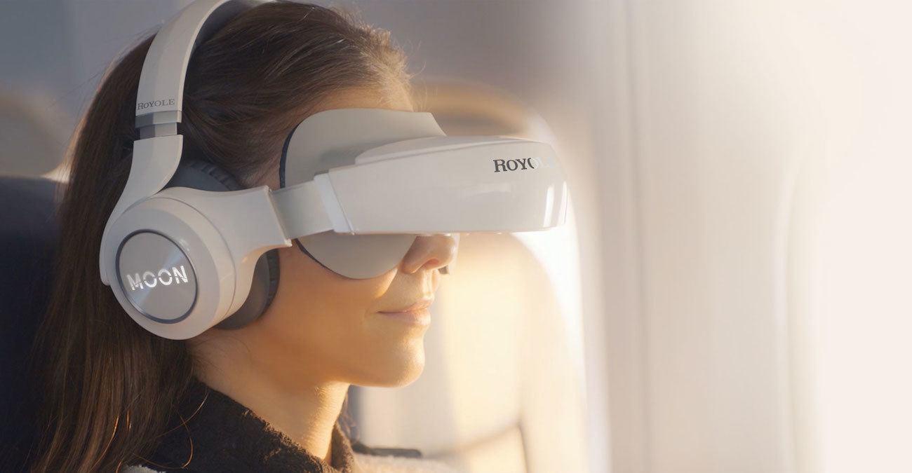 Royole Moon 3D Virtual Mobile Theater » Gadget Flow
