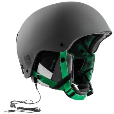 Brigade+ Audio Ski Helmet 15