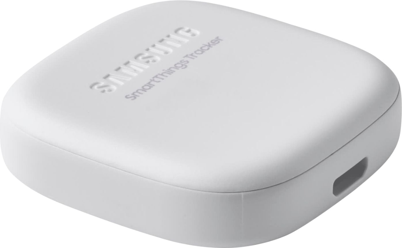 Samsung - SmartThings Item Tracker - White
