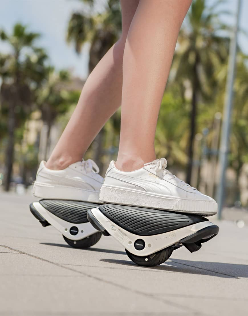 Segway Ninebot Drift W1 Electric Hovershoes 1