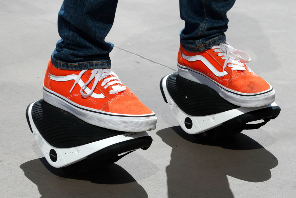 Segway's New Roller Skates Look Like Something out of the ...