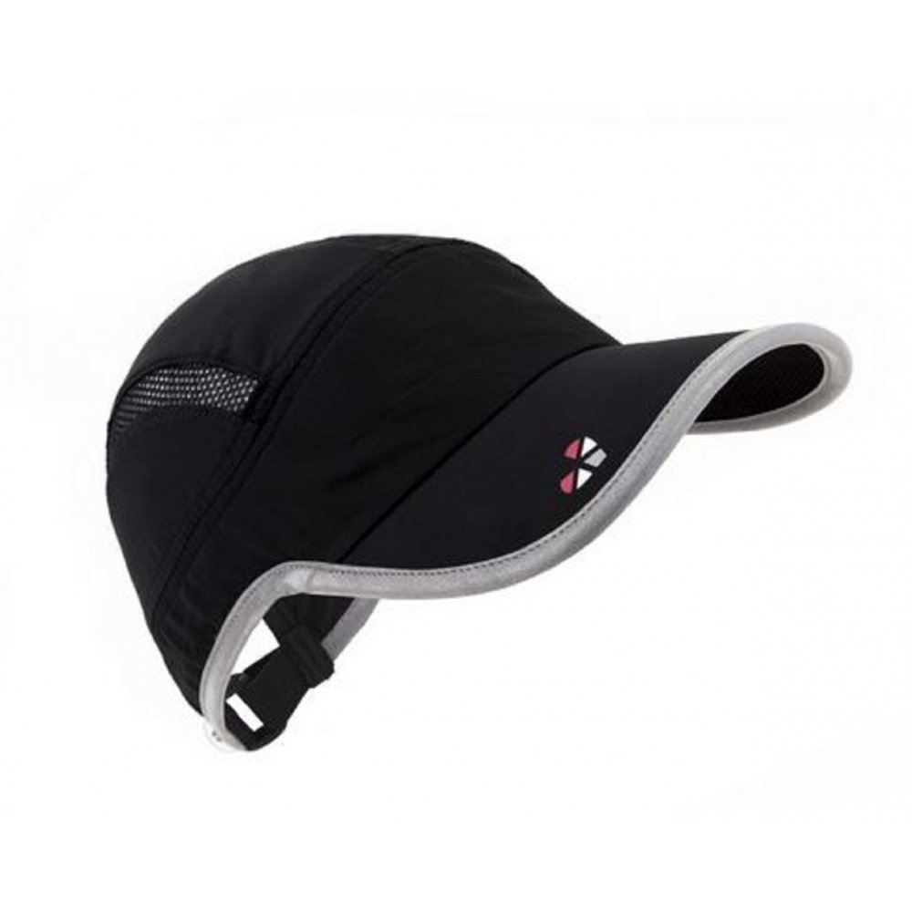 Smart Hat that measures Heart Rate Black/Silver at ...