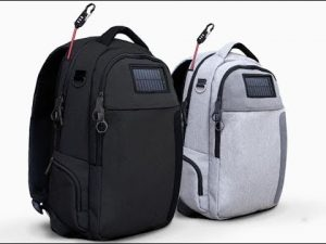 Solgaard Lifepack Backpack Solar + Sound 13