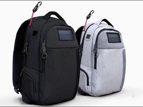 Solgaard Lifepack Backpack Solar + Sound 30