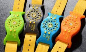 SunFriend Personal UV Monitor 6