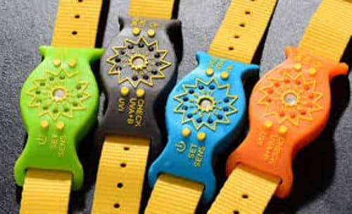 SunFriend Personal UV Monitor 9